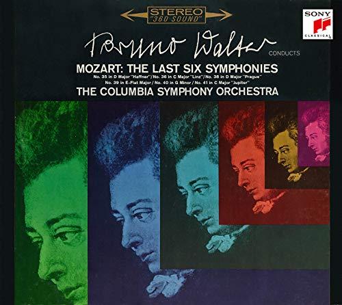 モーツァルト&ハイドン:交響曲集・管弦楽曲集(完全生産限定盤) - ブルーノ・ワルター