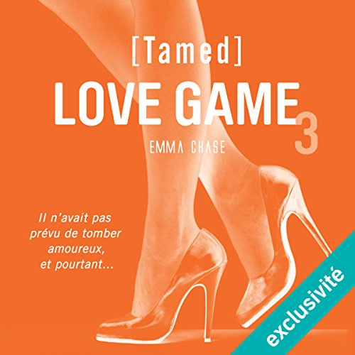 Tamed (Love Game 3) audiobook cover art