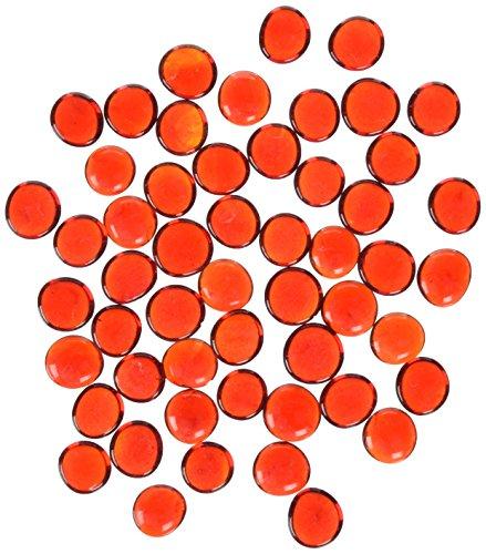 Efydis 018 Pierre décorative en fibres de verre pour Cheminée Rouge
