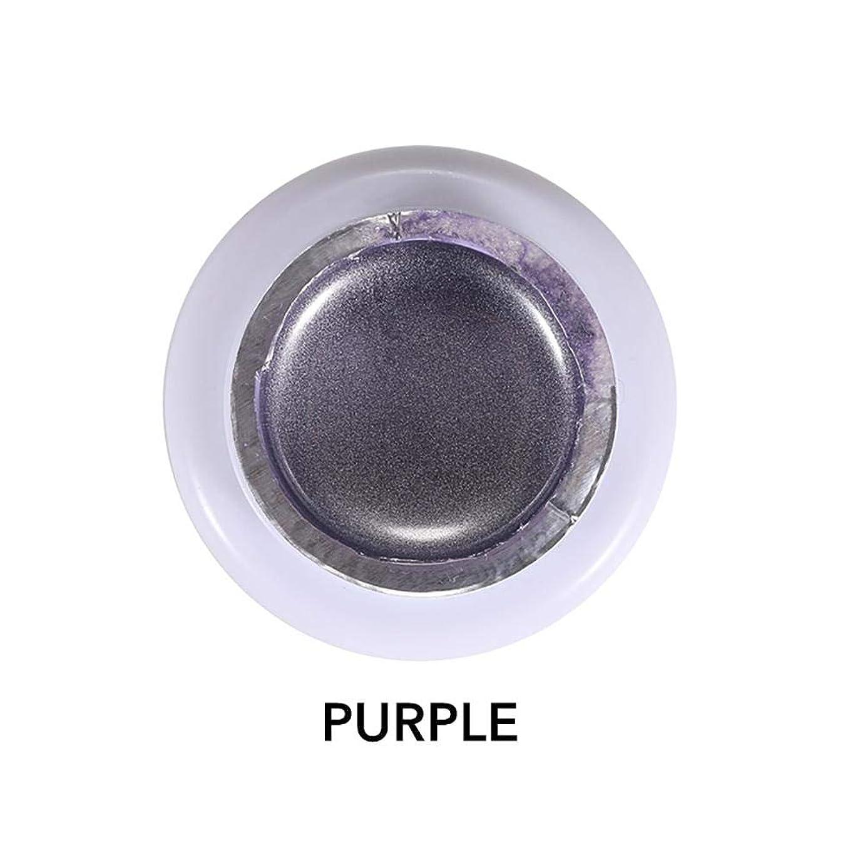 徐々に櫛カジュアルネイル美化用鏡面金属塗料ペースト ネイル飾物用接着剤ゲル ドローイング とポリッシング用のネイルグルー 日本式ネイル光線療法ジェル 6色