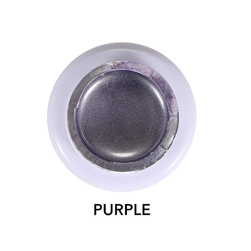 どこにでもドリンク荷物ネイル美化用鏡面金属塗料ペースト ネイル飾物用接着剤ゲル ドローイング とポリッシング用のネイルグルー 日本式ネイル光線療法ジェル 6色