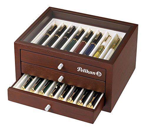 Pelikan 806695coleccionistas Caja para 24Cadena de bolígrafos