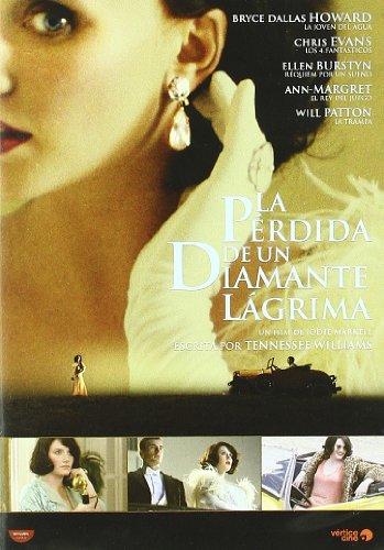 La pérdida de un diamante lágrima (The loss of a teardrop diamon [DVD]