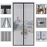 Best Magnetic Screen Doors - Reinforced Widen Magnetic Screen Door - 39×82 Inches Review