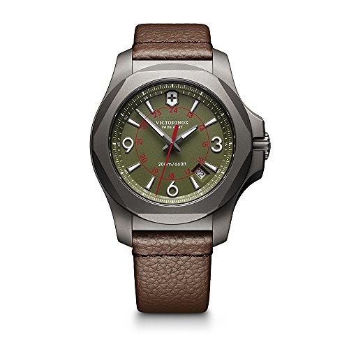 Victorinox Green Dial Watch
