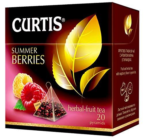 Curtis Tee Summer Berries 20 Beutel Früchteteemischung