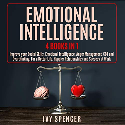 Emotional Intelligence: 4 Books in 1 cover art
