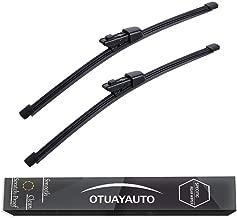 OTUAYAUTO Rear Windshield Wiper Blades - 2 Pieces of 11