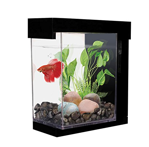 Marina Kit EZ Care Stil Aquarium für Betta 3,78 L