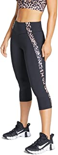 Rockwear Activewear Women's Just Peachy 3/4 Print Panel Tight from Size 4-18 for 3/4 Length Bottoms Leggings + Yoga Pants+...