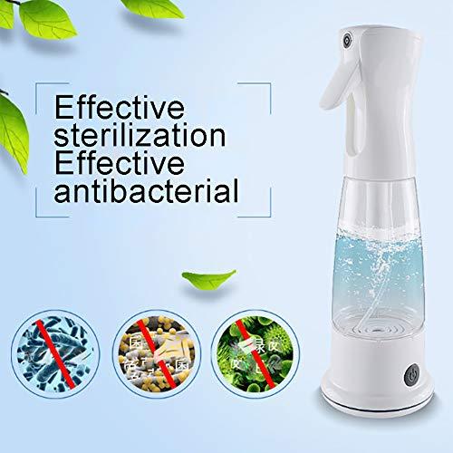 Dsti Natriumhypochlorit-Generator Machen Sie Schnell Haushalt Desinfektionsmittel Mit Salz Und Wasser in Einer Minute Für Haushaltsreisen Im Freien