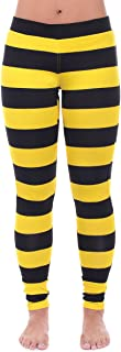 Bumble Bee Costume Leggings - Bee Tights for Women