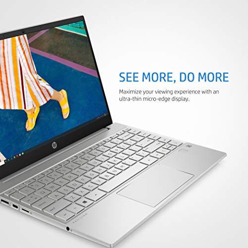 HP Pavilion 13(2021) 11th Gen Intel Core i7 Laptop, 16GB RAM, 1TB SSD, 13.3-inch(33.8 cm) FHD Screen, Win 10, MS Office, Ceramic White, 1.24 Kg (13-bb0078TU)
