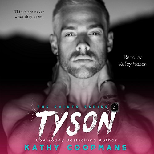 Tyson audiobook cover art