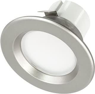 3-inch White Honey-Can-Do American Lighting E3S-RE-30-WH EPIQ 3 LED Economy Remodel Swivel Light Module