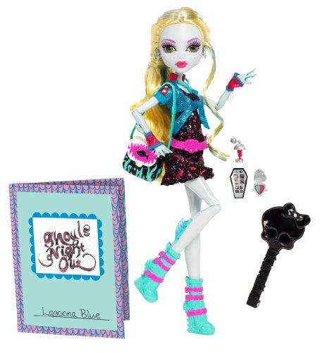 Monster High - BBC11 - Poupée Mannequin - Soirée Glamour - Lagoona Blue