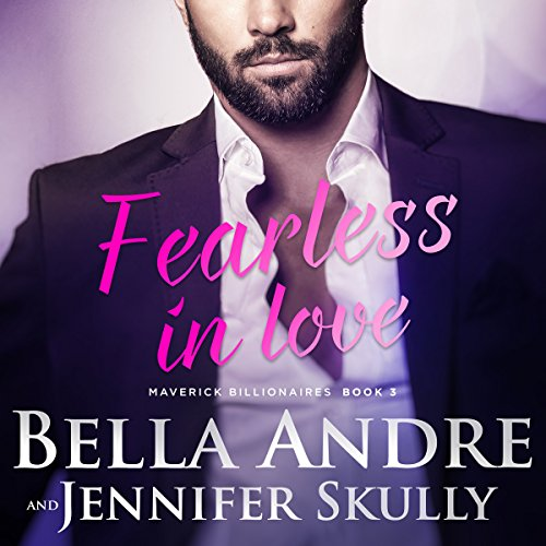 Fearless in Love audiobook cover art