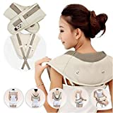 Wishbone Multifunctional Body Massager Cervical Massage Shawl for Deep Tissue Relief and Relieving