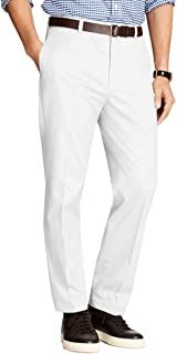 Mens Clark Fit Stretch Advantage Chinos Pants White