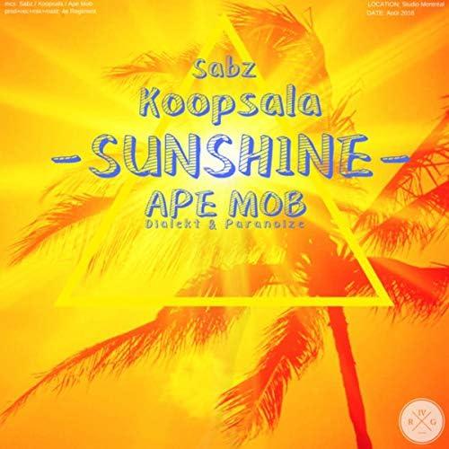 Koopsala feat. Ape Mob & SaBz