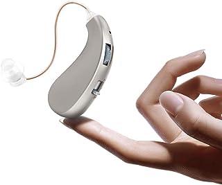 Hearing Amplifier Britzgo Digital Rechargeable Sound Amplifier, Silver, 7 gram, BHA-203