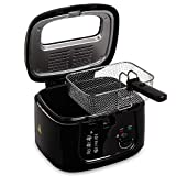 LIVIVO Electric 2.5L Deep Fat Co...