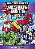Transformers Rescue Bots: Dinobots!