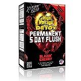 High Voltage Permanent 5 Day Flush Blazin' Cherry