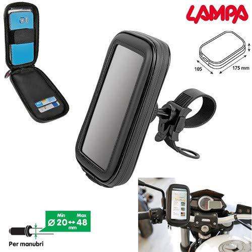 90423 supporto smartphone impermeabile moto