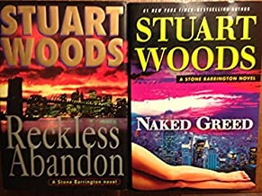 2 Books! 1) Reckless Abandon 2) Naked Greed