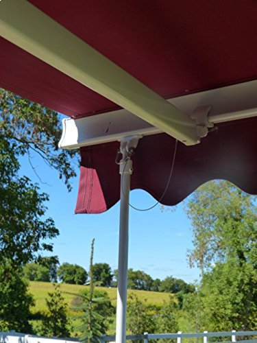 Awning Assist Brace - Universal Wind Support Pole Leg for...