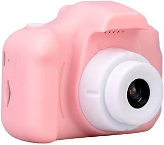 El Mini Juguete MXECO Baby Cartoon Puede Tomar Fotos de la cámara Digital para niños Mini Toy Cartoon Professional Fashion (Pink)