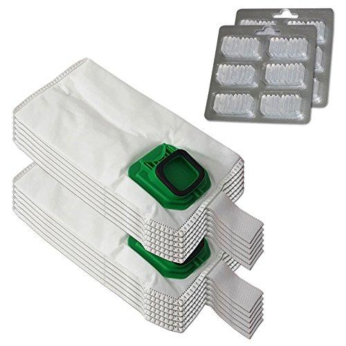 Pack 12 bolsas bolsitas 12 Profumini duende Microfibra