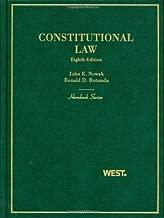 nowak and rotunda constitutional law