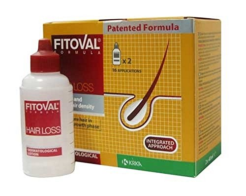Fitoval Hair Loss Treatment Alopecia Lotion 2 x 40 ml by Fitoval