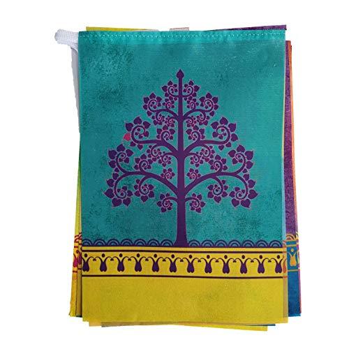 Buddhadoma Tree of Life Prayer Flags