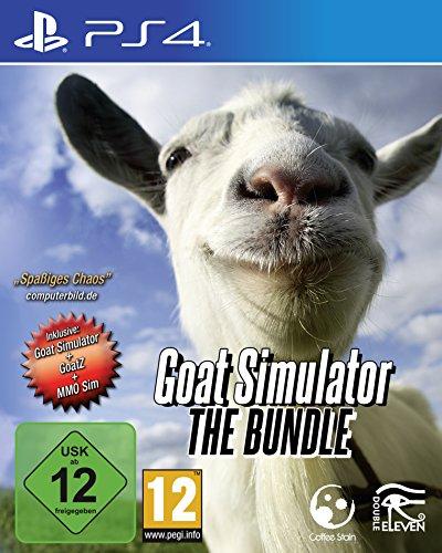 Goat Simulator: The Bundle [Importación Alemana]