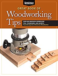 top rated Great book with woodworking tips: over 650 unique tips, techniques, secrets … 2021