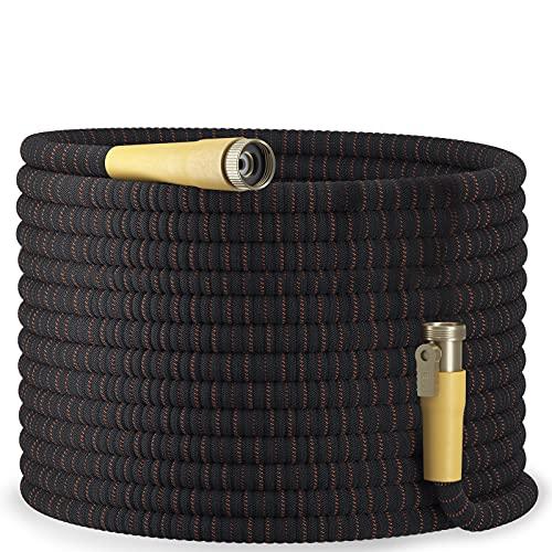 TBI Pro Garden Hose Expandable and Flexible - Super Durable 3750D Fabric |...
