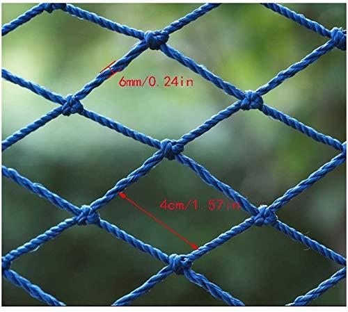 Beschermnet, voor het ophangen van de ladder, bescherming voor kinderen, net, balkon, kat, restaurant, bar, plafond, decoratie, net, net
