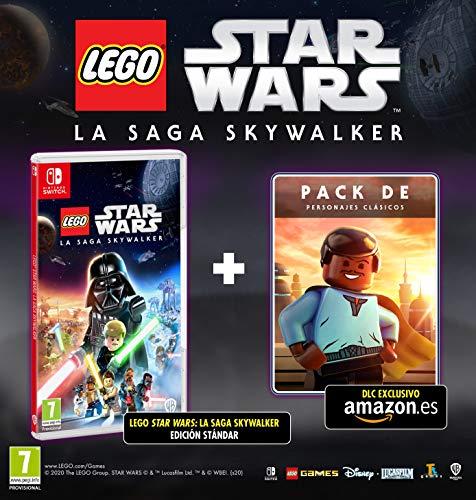 Lego Star Wars. La Saga Skywalker (Ns) Exclusiva Amazon