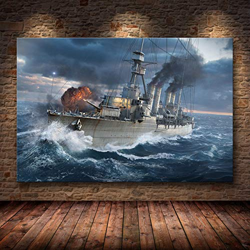 mmzki Hermoso Anime Poster Print Wall Art Canvas Painting para Living Room Home Decor Game Posters and Prints