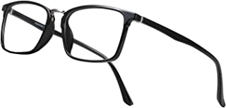 PORPEE Gafas de Ordenador, Gafas Filtro Luz Azul con Lente de Película Verde, Gafas Lectura Reduce Fatiga - 100% Protección UV/Radiacion - Marco Ultraligera de Moda