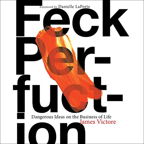 Feck Perfuction audiobook cover art