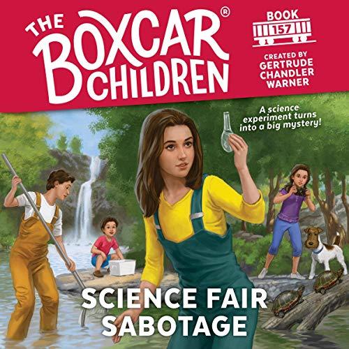 Science Fair Sabotage cover art