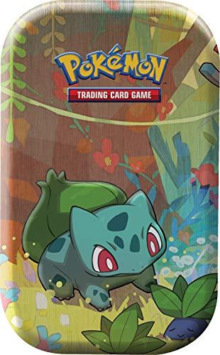 Unbekannt Pokemon - Kanto-Freunde Mini-Tin-Box - Bisasam - 1 Box - Deutsch