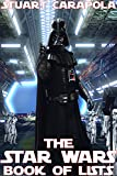 The Star Wars Book Of Lists (Star Wars Wavelength 12) (English Edition)