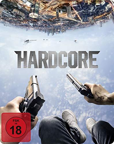 Hardcore (Limited Steelbook) [Blu-ray]