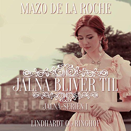 Jalna bliver til audiobook cover art