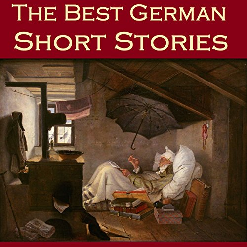 The Best German Short Stories audiobook cover art